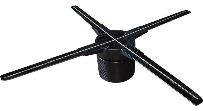 3D全息风扇屏