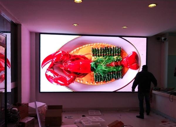 济南室内全彩LED电子大屏幕关于SPI运用的实现过程解析